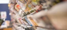 Secteur presse / librairie
