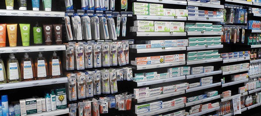 Europ'metal - Mobilier métallique de pharmacie et parapharmacie