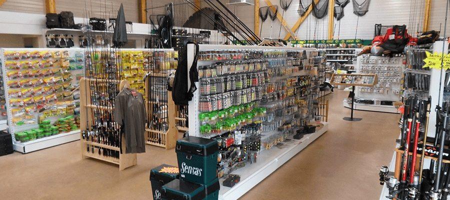 Europ'metal - Gondoles et tête de gondoles métalliques pour magasins sports et loisirs